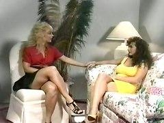 Keisha & Nina Hartley