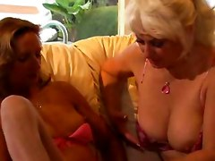 Mature Women Involved In Crazy Orgy