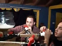 Drunk Teen Taken Advantage Of By Frat Boys