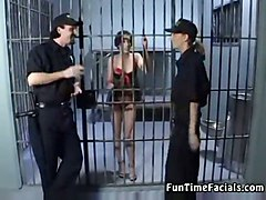 Sucking Jailhouse Cocks