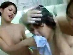 Jpn Woman Raped In A Public Bath