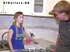Cheats On Her Boyfriend To Make Some Money