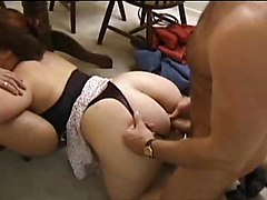 Bbw Threesome Anal