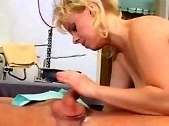 German Pregnant Mature Assfucked Facial