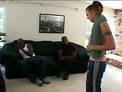 Chloe Dior Gangbanged By Africans