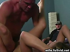 Housewife Cum Swallow