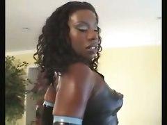Miricle  Anal Divas In Latex