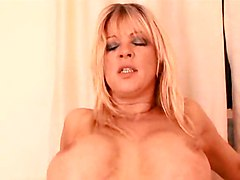 Milf Takes A Massive Black Rod For A Ride