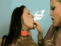 Two Babes Fucking In Futuristic Sex Movie