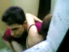 Indonesian Maid Fuck With Pakistani Guy In Hong Kong Public Toilet