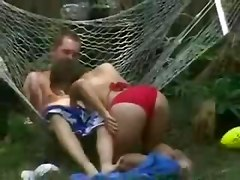 Sis Getting Fucked In The Backyard - Brother Films It 2