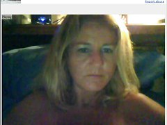 Mature Granny Webcam19