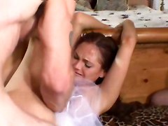 Bride Starts Marriage By Fucking Two! Read Rate Comment