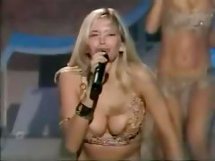 Nipple Slip Video - Via Gra