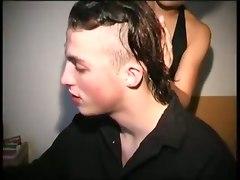 A Dutch Barber Teen
