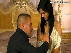 Teen Getting Gaped At Room