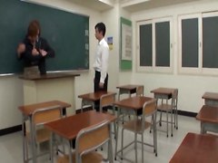The Female Teacher&039;s True Character