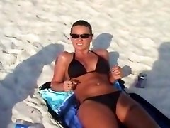 Wild Beach Whores Show Everyting!