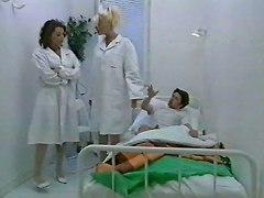 Erica Bella Is The Doctor In White Underwear