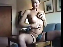Sticky Fingered Roxy Is One Horny Milf Slut