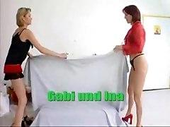 Gabi And Ina
