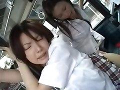 Futanari Lesbians By Bus