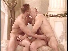 Roman Orgy Movie With George Vidanov