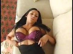 Audrey Bitoni: Hot Busty Pornstar
