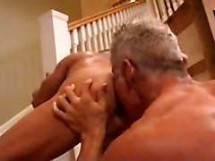 Muscle Dad&039;s Jersey Fuck