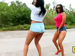 Soleil Hughes And Kandee Lixxx