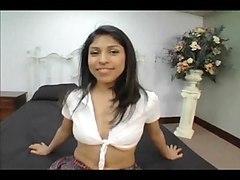 Schoolgirl Latina