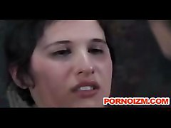 Lesbian Bdsm Toture Of Slave Marina 2