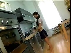 Kitchen Is Perfect For Sudden Sex
