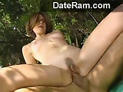 Son Fucking Step Mother Outdoors   Hardcore Pussy Fuck