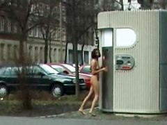 Public Nudity Walk About