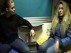Italian Girls Doing Lesbian In Train