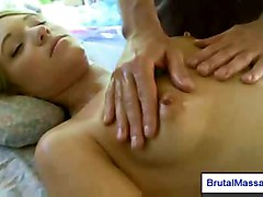 Massage End In Hot Sex