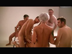 Hot Amateur Gangbang In Germany Part 1 Of