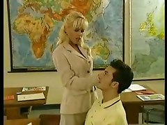 Horny Teacher Needs Student Dick