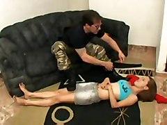 Women Foot Slaves